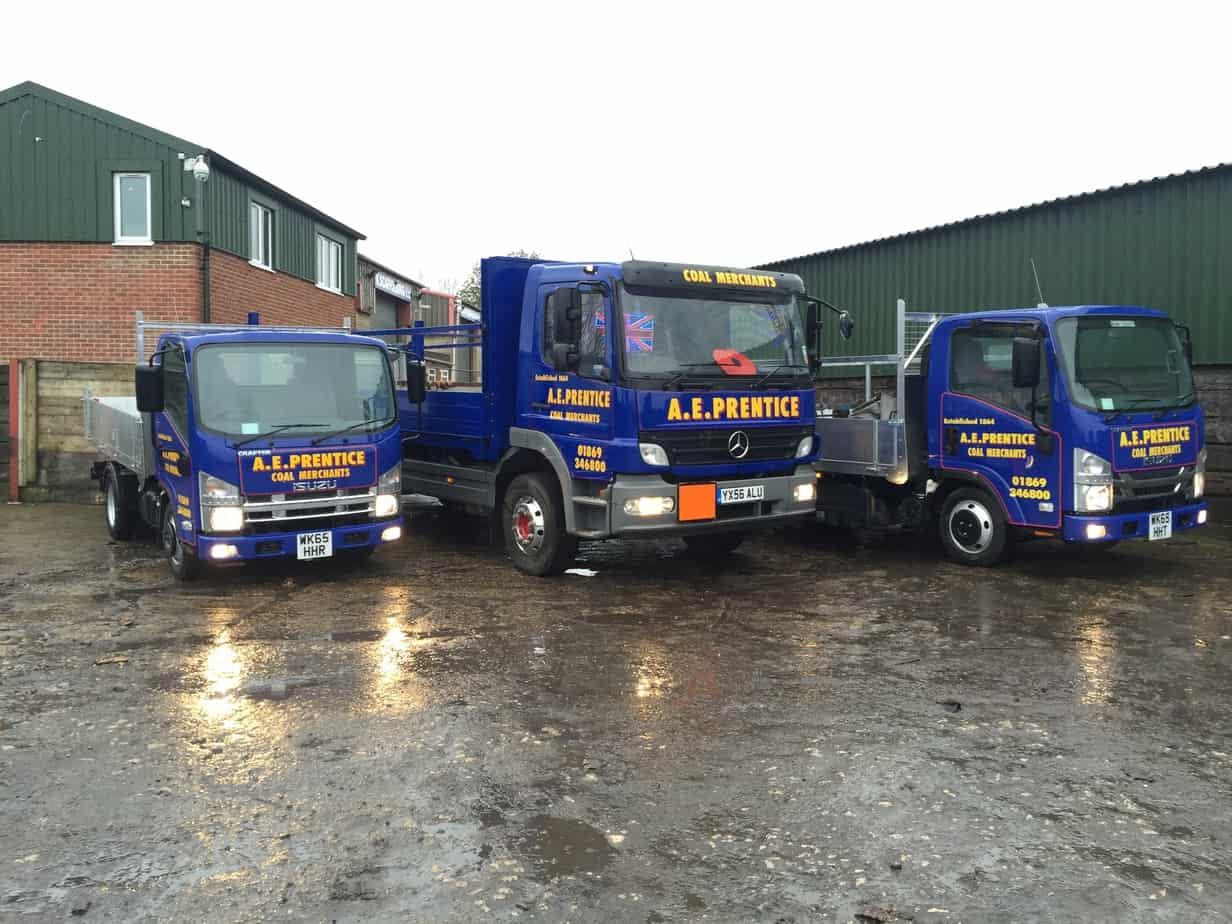 2015 Delivery Vehicles